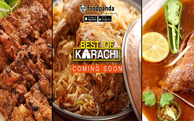 foodpanda.pk will Soon Launch BEST OF KARACHI
