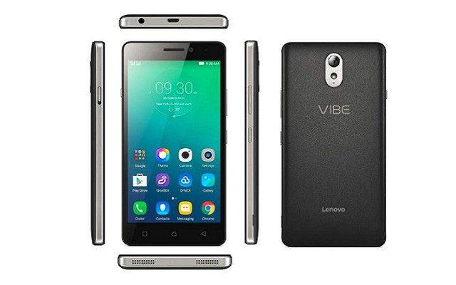 Lenovo Launches its Most 'Unstoppable' Smartphone to Date–the VIBE P1m Smartphone