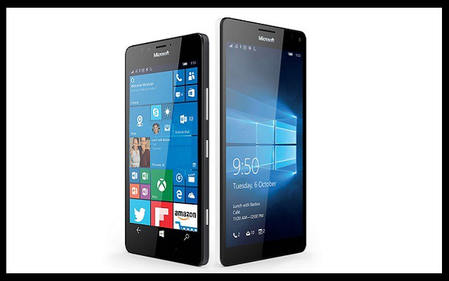 Microsoft to Launch Lumia 950, Lumia 950 XL & Lumia 550 DS in Pakistan