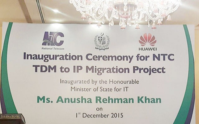 NTC Unveils its TDM to IP Migration Project
