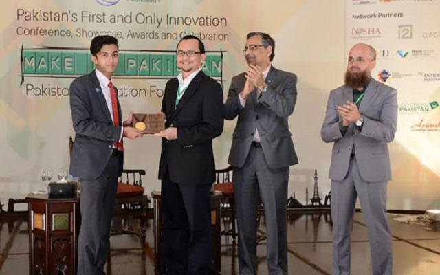PIF Announces National Innovation Awards at Pakistan Innovation Forum 2015