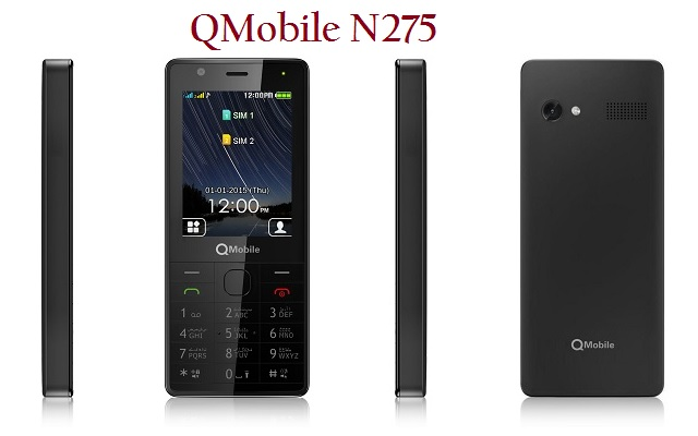 QMobile Introduces A Low Price Phone N275