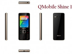 QMobile Launches An Incredible Bar Phone Shine 100