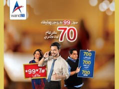 Warid Introduces 7 Day Offer at Just Rs 99