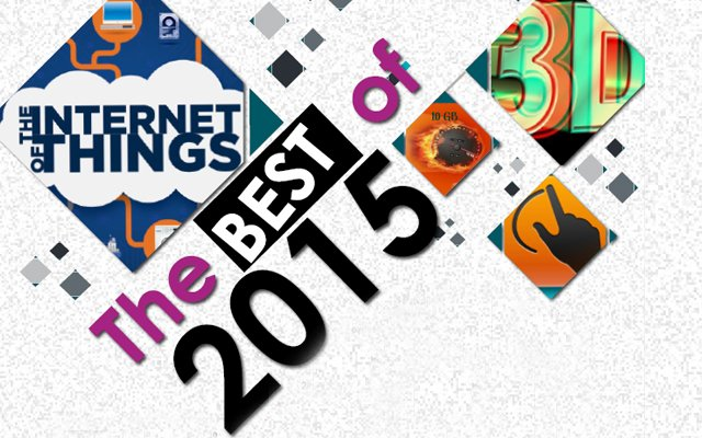 The Best Techs of 2015