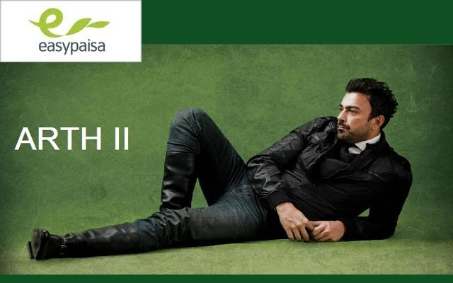 "Easypaisa Sponsors Pakistani Film ""Arth 2"" Directed by Shaan"