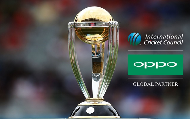 ICC and OPPO Announces a 4 Year Global Partnership