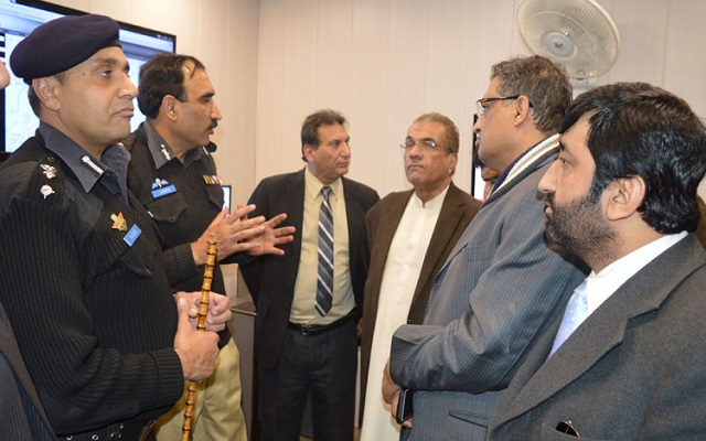 Lahore Police Promotes Technological Intervention to Change Thana Culture