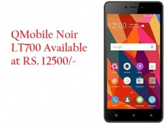 QMobile Launches A Stunning Smartphone Noir LT700