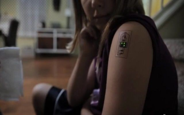 Biometric Tattoos: An Addition to Wearable Technological Revolution of this Century
