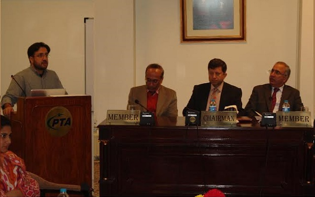 PTA Holds Workshop on Internet of Things