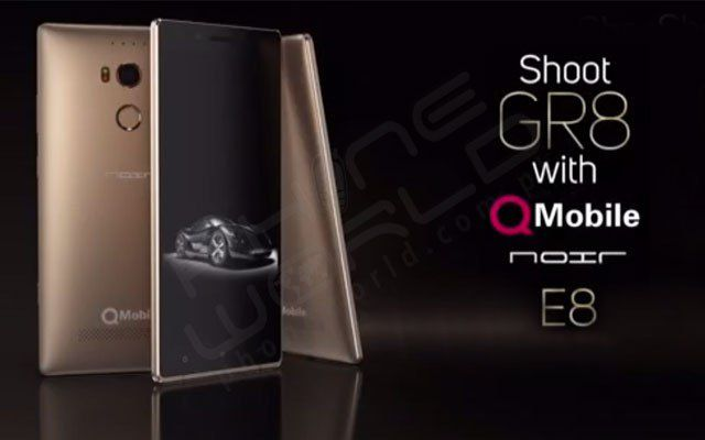 Capture Amazing Moments with QMobile Noir E8 24MP cam