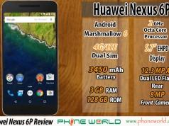 Huawei Nexus 6P Review