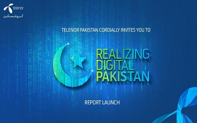 Telenor Pakistan to Launch Report on