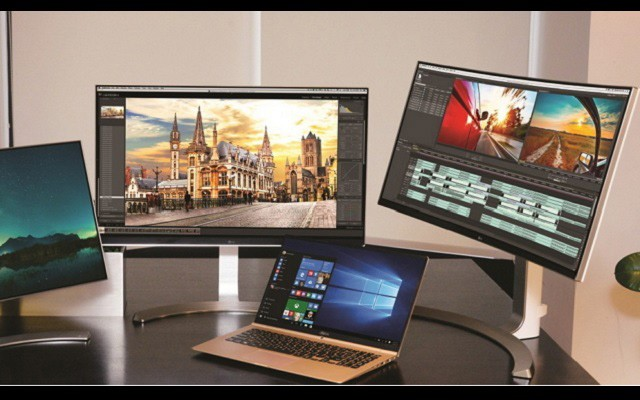 LG's Stunning New Monitors and PCs Turn Dreams into Reality