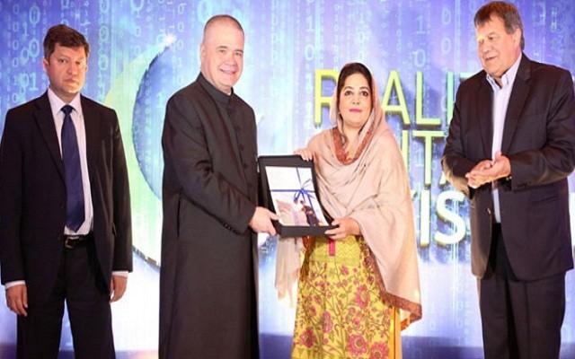 Ms Anusha Appreciates the Efforts of Telenor in Realizing Digital Pakistan