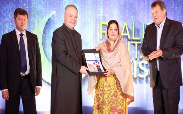 Ms Anusha Appreciates the Efforts of Telenor in Realizing Digital Pakistan