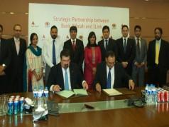 Bank Alfalah Partners with 1Link