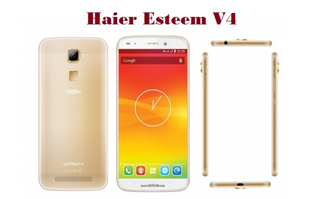 Haier Presents Esteem V4 with 1.3 GHz Octa core Processor