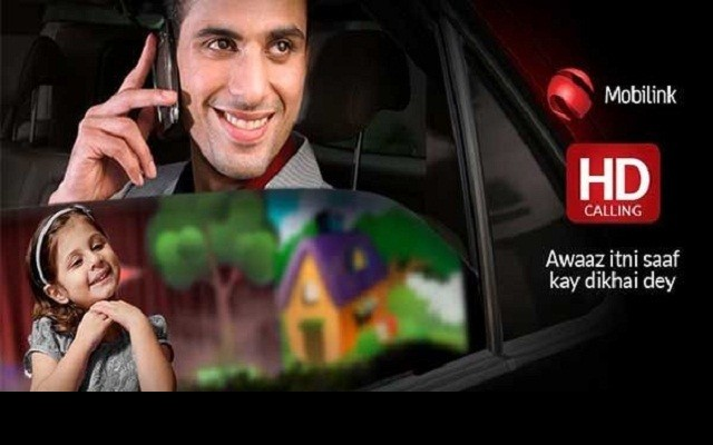 After Telenor, Mobilink Also Introduces HD Voice Calling Feature