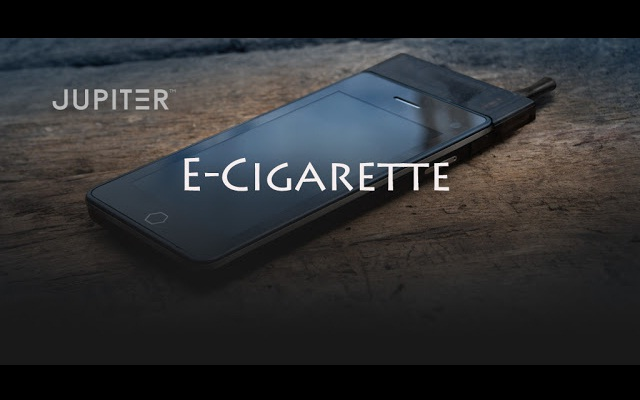 Jupiter e-cigarette Mobile-A Smartphone through you can Smoke