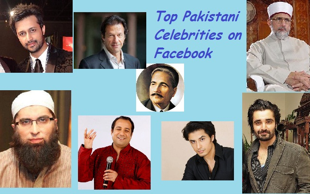 Top Pakistani Celebrities who Broke the Social Media