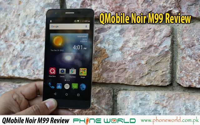 qmobile noir m99 featured image