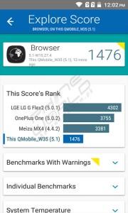 qmobile noir w35 review