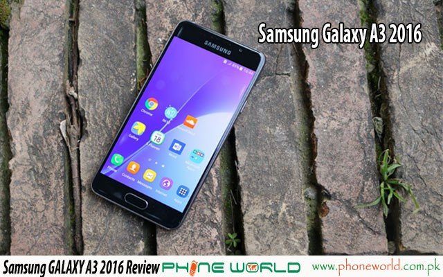 Samsung Galaxy A3 featured image
