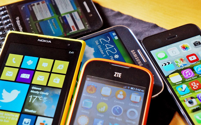 Mobile Phone Imports Reach US $ 375m During the Frist Half of Current Fiscal year