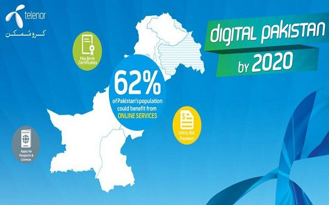 Telenor Strengthens its Commitment towards Realizing a 'Digital Pakistan'
