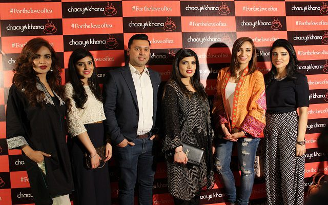 Chaaye Khana Announces its Arrival in Lahore
