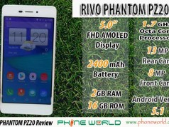 Rivo PHANTOM PZ20 Feature image