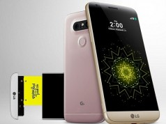 LG Debuts its First Ever Modular Smartphone G5