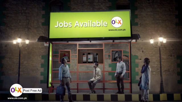 OLX Job Search Portal for finding jobs