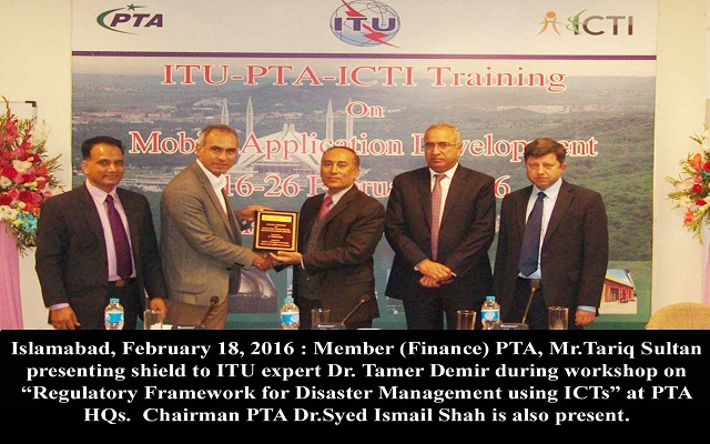 PTA and MoIT Jointly Organizes A workshop on Regulatory Framework for Disaster Management