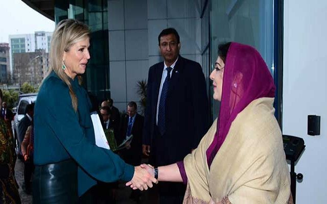 Queen Maxima Lauds MoIT Efforts to Uplift Telecom Sector in Pakistan