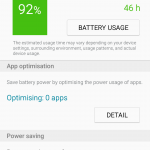 Samsung Galaxy A7 Battery + Storage