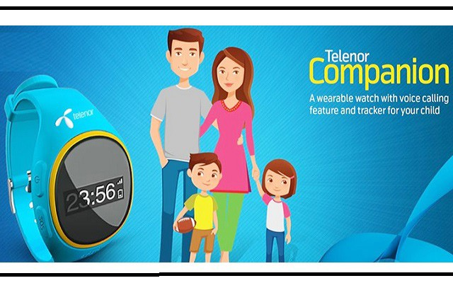 Telenor Innovative Companion Watch is Now Available for Purchase
