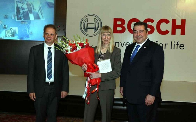 Bosch Inaugurates its First Office in Pakistan