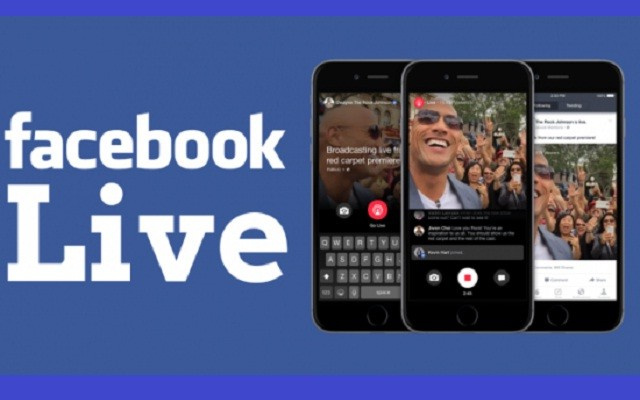 Facebook Introduces Live Video Streaming