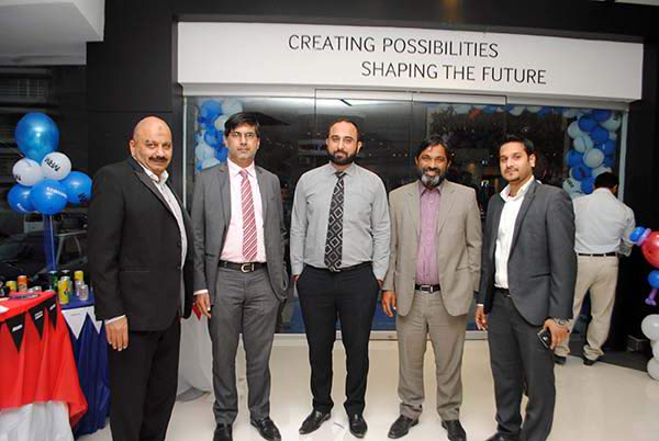 Samsung Inaugurates its New state-of-the-art Outlet in Karachi