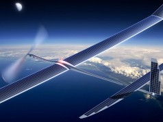 Google Project Skybender plans to beam 5G internet from Solar Drones