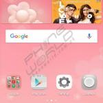 huawei y6 pro home screen interface
