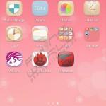 huawei y6 pro menu interface