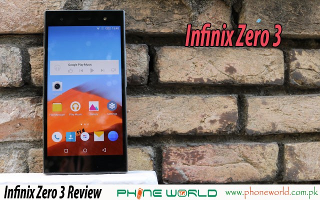 infinix zero 3 review featured images