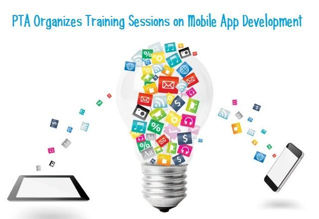 PTA Organizes Training Sessions on Mobile App Development