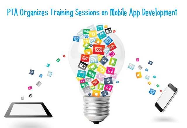 PTA Organizes Training Sessions on Mobile App Development