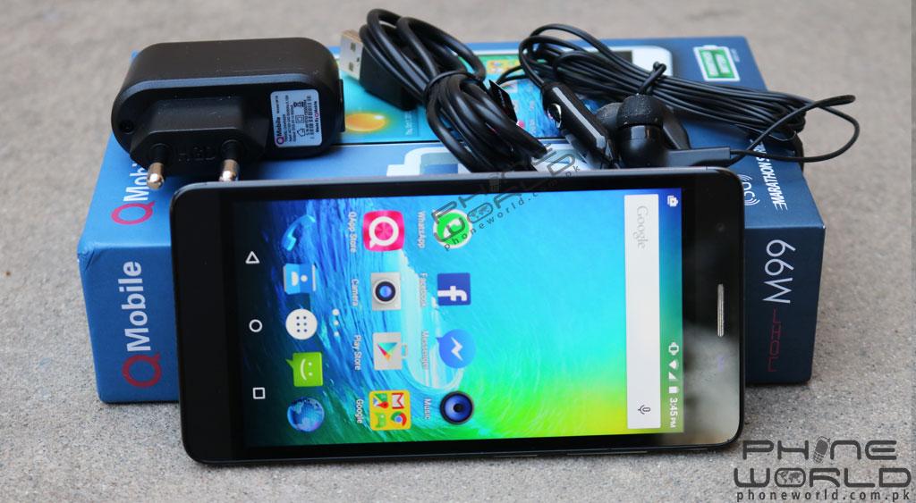 qmobile noir m99 accessories image