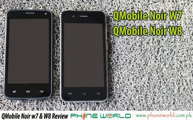 qmobile noir w7 review featured image